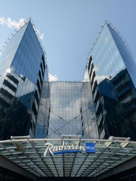 Radisson Blu Sheremetyevo Airport exterior800