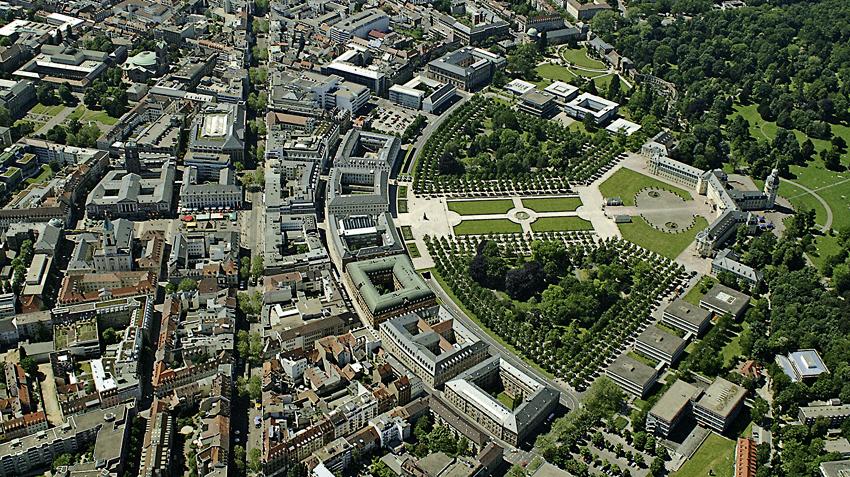 Karlsruhe Mittelalter