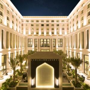 Hormuz Grand Hotel, Muscat_Exterior_Opening in 2015-w800-h600