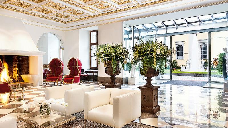 Hotel, Tagungsort und beeindruckendes Museum in einem