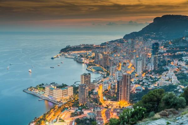 Monaco, gesamt, shutterstock_569657446