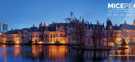 Den Haag ist Gastgeber des MICE PEAK 2018