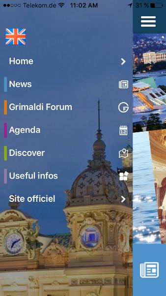 Ab jetzt per App über die MICE-Möglichkeiten Monaco's informieren. Foto: Monaco CVB
