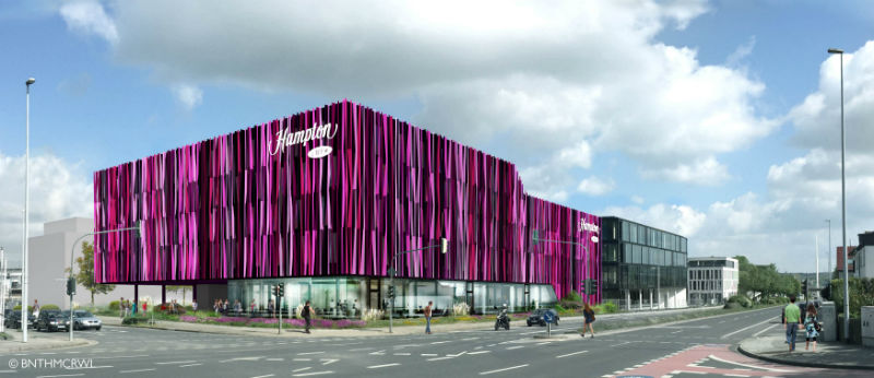 Hampton by Hilton Aachen Tivoli_Quelle Hampton by Hilton-w800-h600