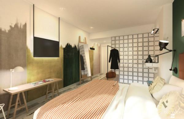 Innenstadtlage und design-affin. So wird sich das neue Niu Tab in Düsseldorf präentieren. Abb.: NOVUM Hotel Group