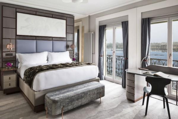 Mit dem The Ritz-Carlton Hotel de La Paix in Genf betritt die us-amerikanische Hotelgruppe erstmalig Schweizer Boden. Foto: The Ritz-Carlton Hotel Company
