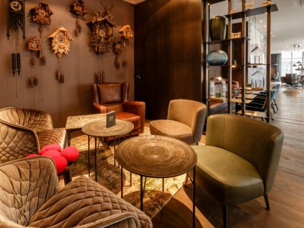 Lokaler Bezug und designtechnsiche Highlights bestimmen das Bild in punkto Interieur-Design. Fotos: Motel One