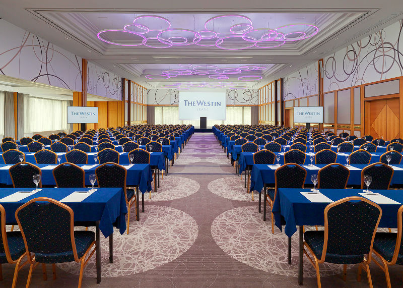 the westin leipzig investiert 4 mio euro in modernisierung des konferenzbereiches convention. Black Bedroom Furniture Sets. Home Design Ideas