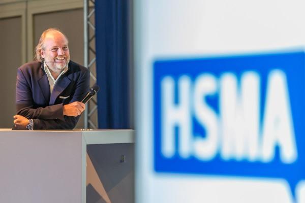 Nach 18 Jahren ist Schluss. Haakon Herbst tritt als HSMA Präsident zurück. Foto: HSMA