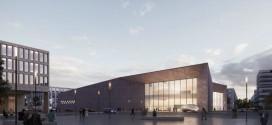 Konferenzzentrum Heidelberg: Büro DEGELO Architekten gewinnt Wettbewerb