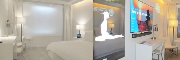 Marriott International Gibt Zusammenarbeit Mit Samsung Und Legrand