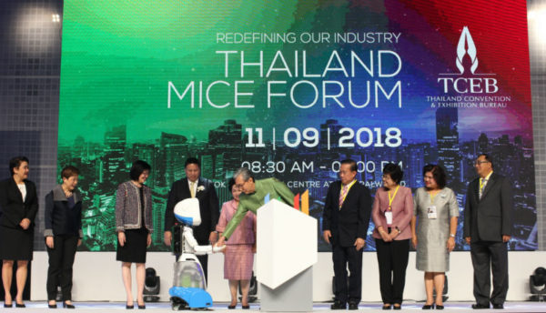 Thailand MICE Forum 2018