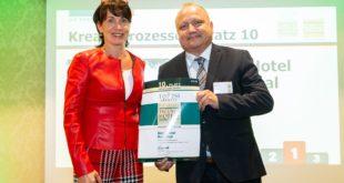 GenoHotel Baunatal auf Platz 10 der 250 TOP Tagungshotels
