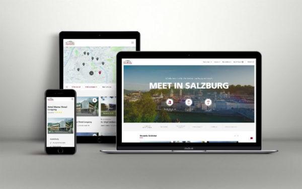 Salzburg convention bureau präsentiert neuen online aufritt