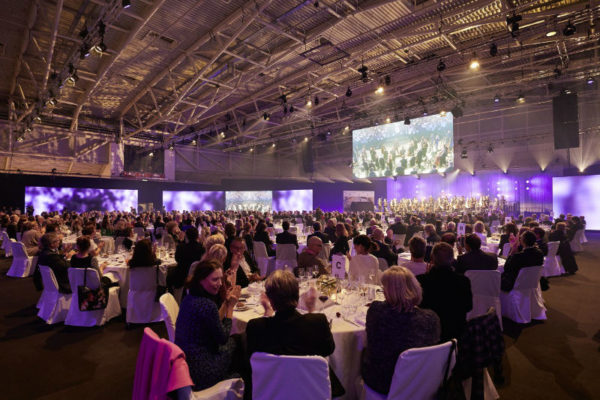 Grand Opening Galaveranstaltung zur Eröffnung