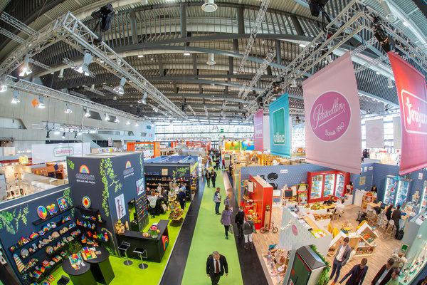 Spielwarenmesse Nürnberg ist wichtigste Branchenleitmesse