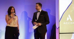 Gastgeber Sabine Toplak und Michael Kral Accor-Inspiring MICE