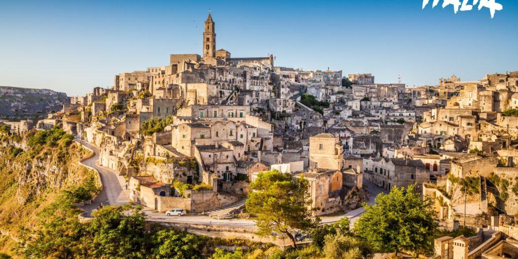 Matera, Basilikata © [bluejayphoto] iStock via Getty Images Italien